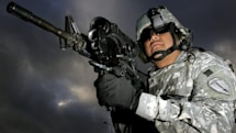 The US Army's testing clip-on ray gun attachments for its rifles