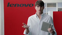Ashton Kutcher: Lenovo's new product engineer