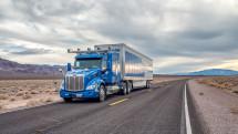 Embark's semi-autonomous trucks are hauling Frigidaire appliances