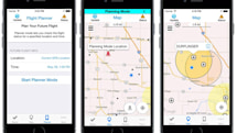 FAA's B4UFLY app tells drone operators if it's okay to fly