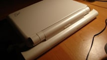 Aftermarket 10-cell battery creates Eee PC 901: Hammerhead Edition