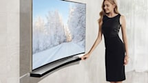 Samsung has a soundbar that matches your curved TV (update: US pricing)