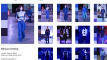 Google's latest AI experiment allows you to explore fashion through color