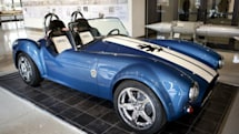 Department of Energy 3D prints an all-electric Shelby Cobra