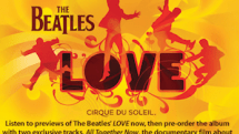The Beatles just 'LOVE' iTunes