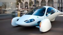 Aptera 2e three-wheeler deemed a car by the DoE, eligible for funding