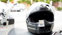 Motorcycle helmets finally get decent heads-up display navigation