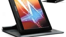 Mimo's 710-S 'Mobile Slider' USB monitor gets low... real low