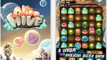 Daily iPhone App: Alien Hive might help evolve your brain