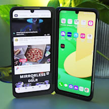 LG V60 ThinQ 5G hands-on: Two screens, not enough polish