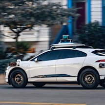 Waymo's fifth-generation Driver can peek around blind spots