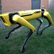 Boston Dynamics gives its robot dog a developer SDK