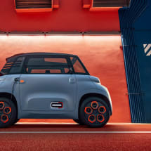 Citroën's new EV is a tiny two-seater that only costs $22 a month