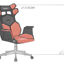 Nissan envisions car-themed esports gaming chairs