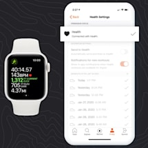 Strava now syncs workout data from your Apple Watch
