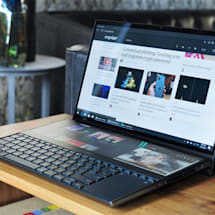 ZenBook Pro Duo review: ASUS makes a case for dual-screen laptops