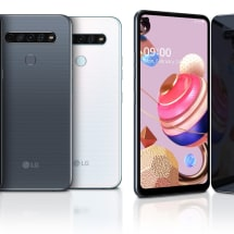 LG brings a 48-megapixel camera to its budget K-series smartphone