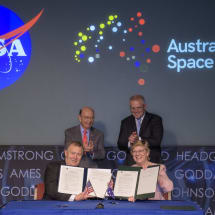 Australia will help NASA go to the Moon and Mars