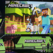 'Minecraft' now has 112 million players per month