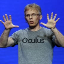 John Carmack takes a step back at Oculus to work on human-like AI