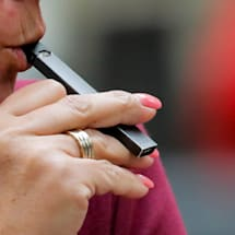 New York state bans sales of flavored e-cigarettes