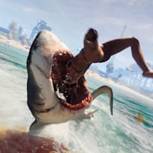 Hunt the high seas as a hyper-evolved super shark in 'Maneater'