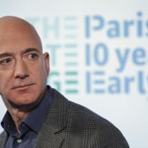 Jeff Bezos pledges $10 billion to combat climate change