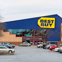 Best Buy takes on Amazon with free next-day deliveries
