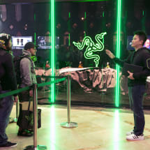 Razer's largest store yet opens in Las Vegas on September 7th