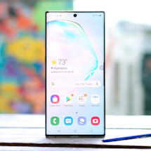 24 hours with the Samsung Galaxy Note 10+