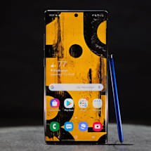 Samsung Galaxy Note 10+ review: Weird, but in a good way