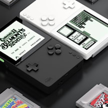 The Morning After: Is this the ultimate retro-gaming portable?