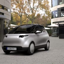 Uniti's quirky three-seater EV costs less than $19,000