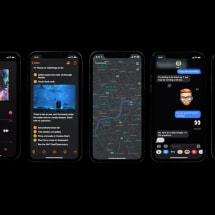 The Morning After: The battery-saving power of dark mode on iPhones