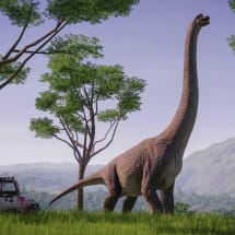 'Jurassic World Evolution' DLC lets you rebuild the original park