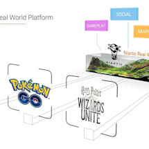 Qualcomm teams up with 'Pokémon Go' developer to make AR glasses