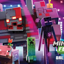 Minecraft Festival is coming to Orlando in September
