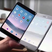 Surface Duo may let you 'peek' at notifications