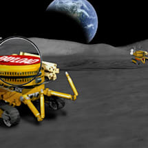 NASA wants your miniature science payload designs for Moon rovers