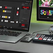 Blackmagic's pro livestreaming switcher can broadcast without software