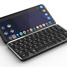 Planet Computers' slider smartphone has a physical keyboard and 5G