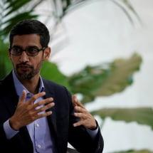 Google makes a $10 billion bet on India