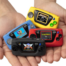 The Morning After: Sega's tiny Game Gear Micro appears