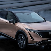 Nissan unveils its $40,000 electric Ariya crossover