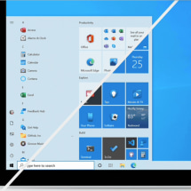 Windows 10's Start menu is getting a visual refresh
