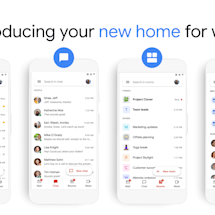 Gmail could be getting a huge workplace overhaul