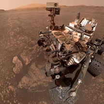 The Morning After: NASA's Curiosity rover plots a 'road trip' on Mars