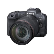 Canon's 45-megapixel flagship EOS R5 can record 8K video