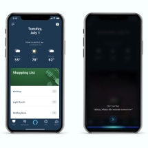 Amazon's Alexa app now works hands-free on Android and iOS devices