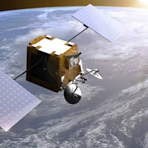 The UK buys a 45 percent stake in broke satellite startup OneWeb